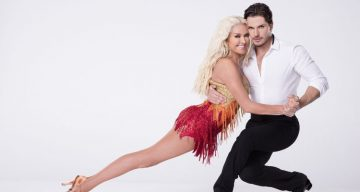 erikagleb dancing with the stars