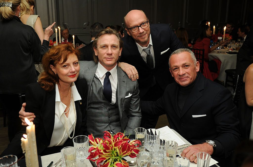 how much is daniel craigw worth