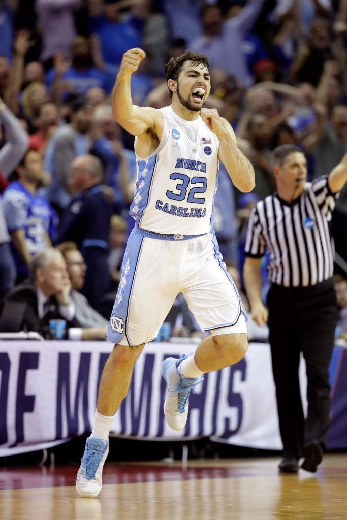 luke maye height