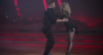 nick viall on dancing with the stars 2017