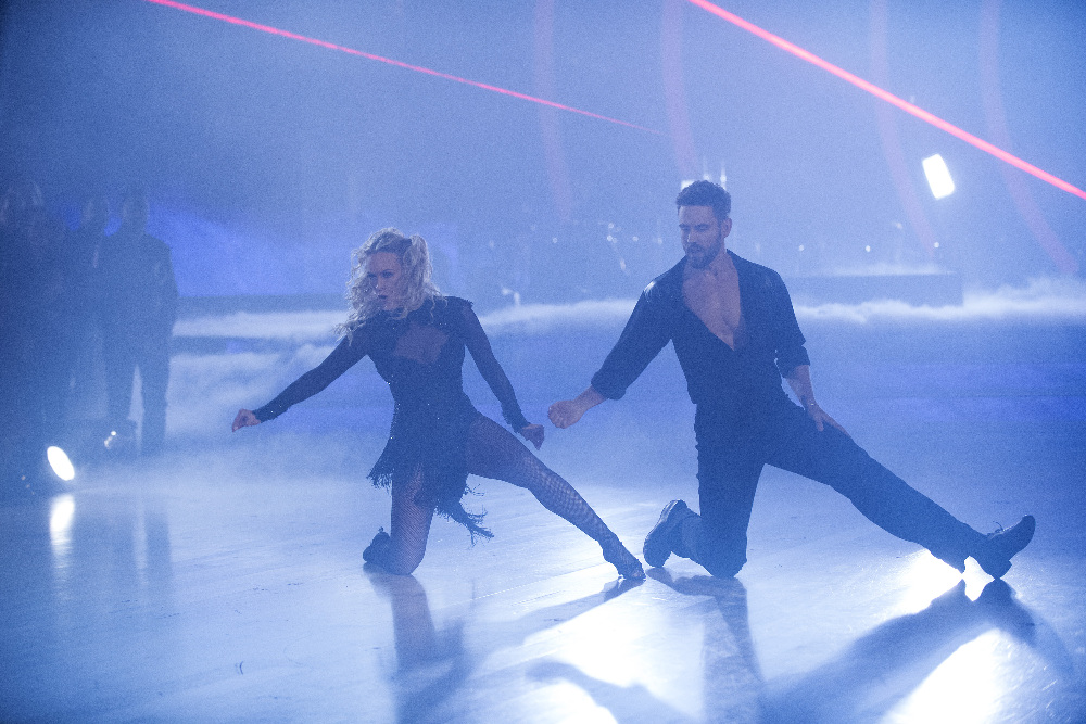 nick viall on dancing with the stars