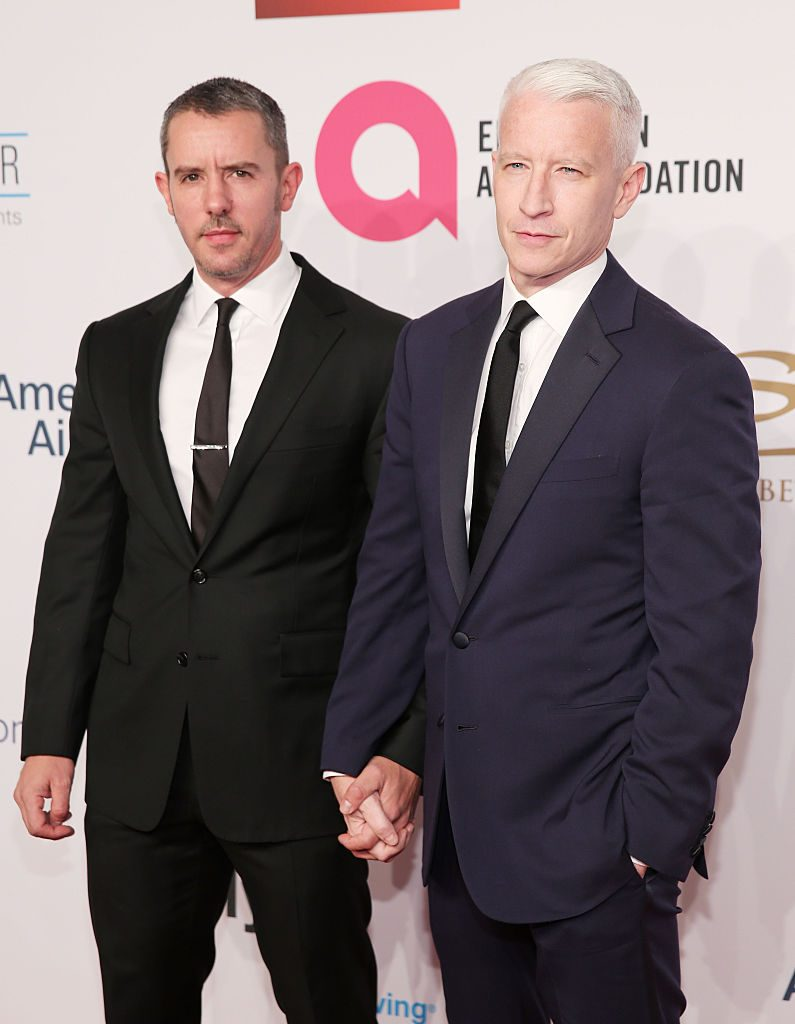 Anderson Cooper's Big Gay Wedding For His Mom