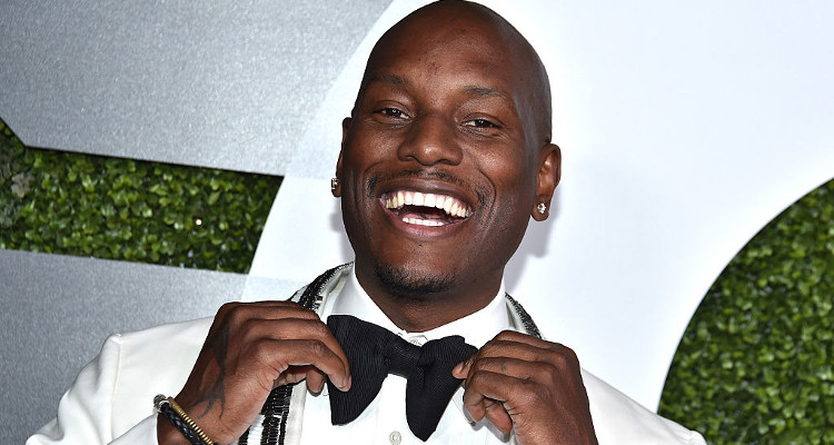 who is tyrese gibsons wife
