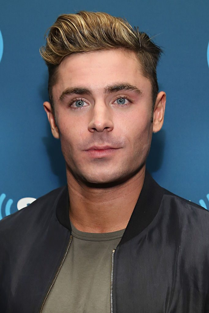 zac efron dating timeline