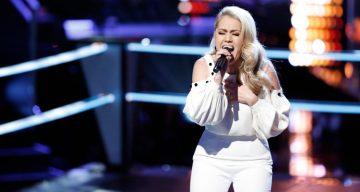 Andrea Thomas The Voice