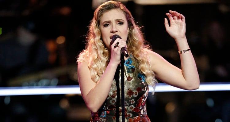 Ashley Levin The Voice