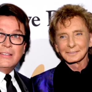 Garry Kief & Barry Manilow