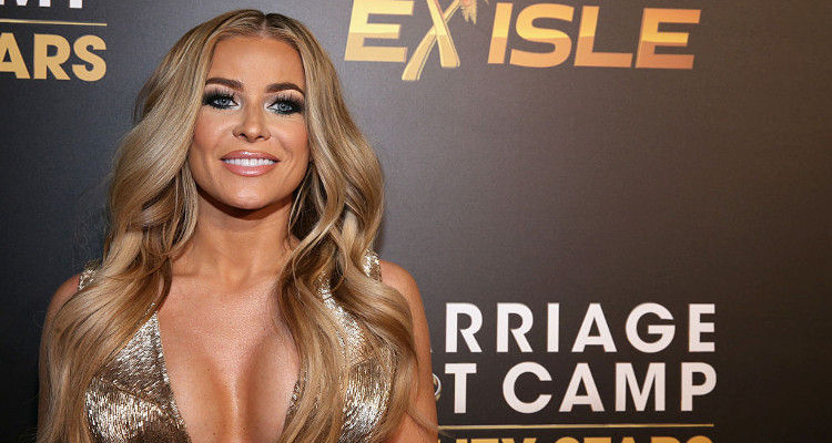 Carmen Electra Now: Music, Lingerie, Baywatch, and Dating Life