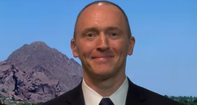 Carter Page Wiki