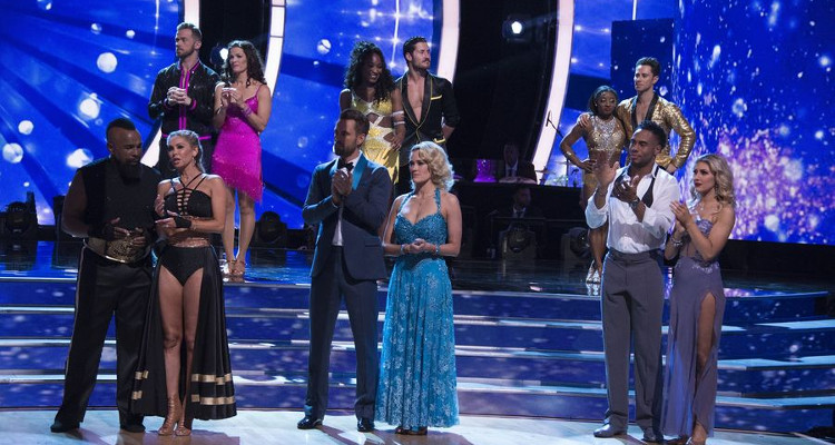 Dancing with the Stars Cast Elimination