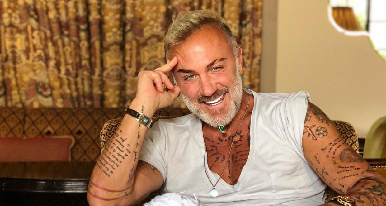 Italian entrepreneur and Instagram star, Gianluca Vacchi