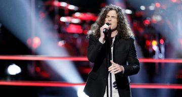 Josh West The Voice