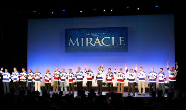 LA Premiere of Disney's Miracle