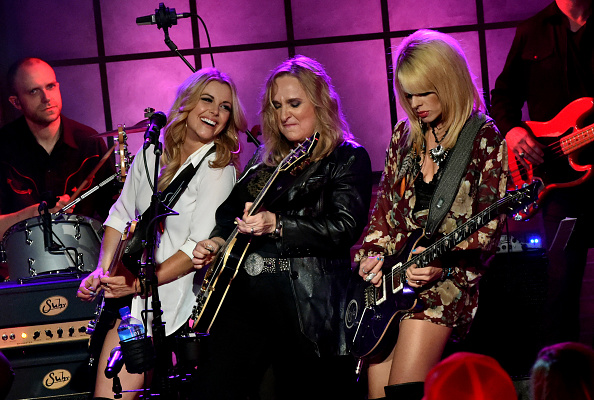 Lindsay Ell, Melissa Etheridge, and Orianthi