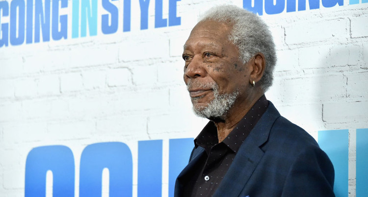 Morgan Freeman's New Movies in 2017: Freeman Packs the ...