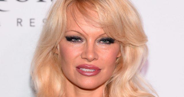 Pamela Anderson Now