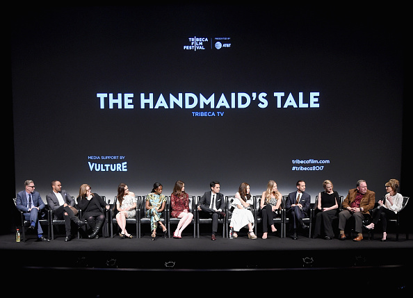 """The Handmaid's Tale"" Premiere - 2017 Tribeca Film Festival"