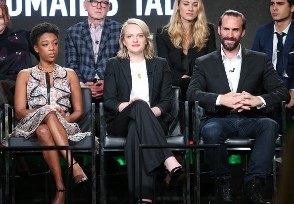 The Handmaid's Tale cast 2017