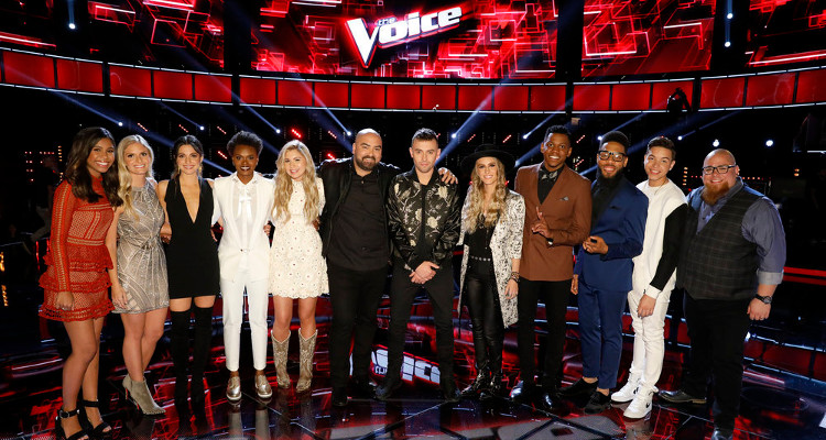 The Voice 2017 Contestant