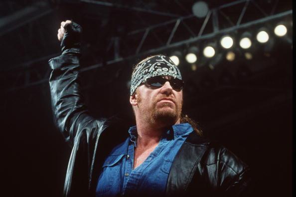 undertaker retire