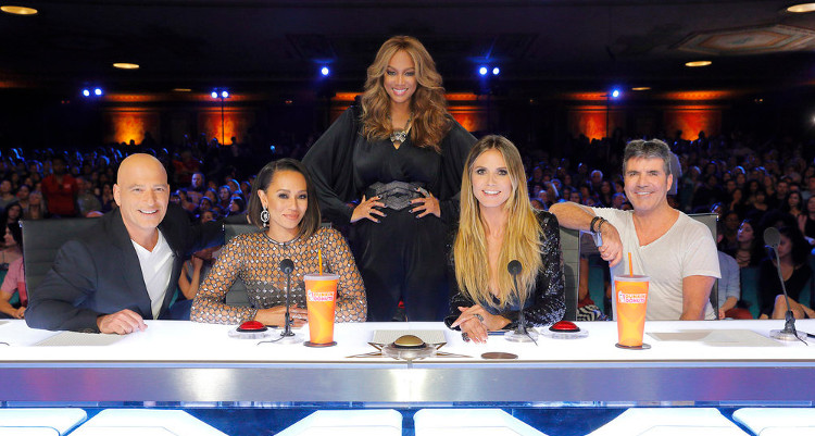 Tyra Banks Welcomed To America's Got Talent In New Sneak Preview