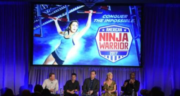 American Ninja Warrior Press Day 2017