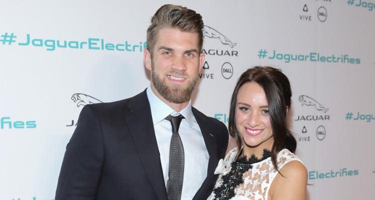 Bryce Harper Wife