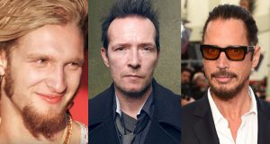 Chris Cornell Scott Weiland and Layne Staley