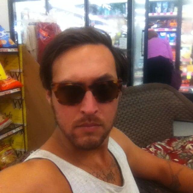 Danny Fujikawa at CVS store