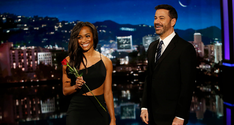 'Bachelorette' Rachel Lindsay says she's engaged