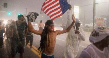 Ferguson Protests in Ferguson, Missouri