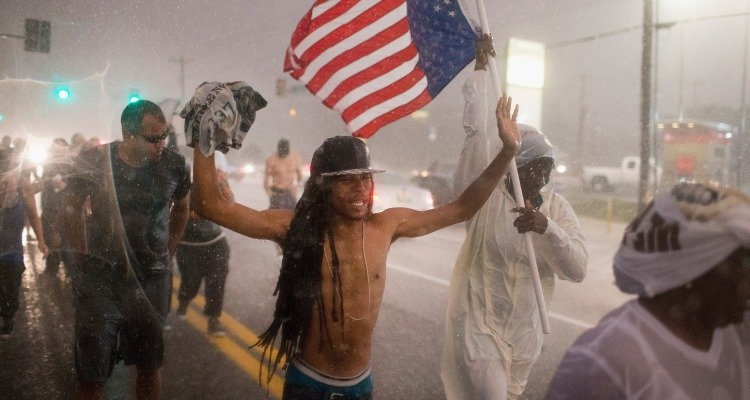 Ferguson Protester Edward Crawford, Subject of Iconic Photo, Found Dead