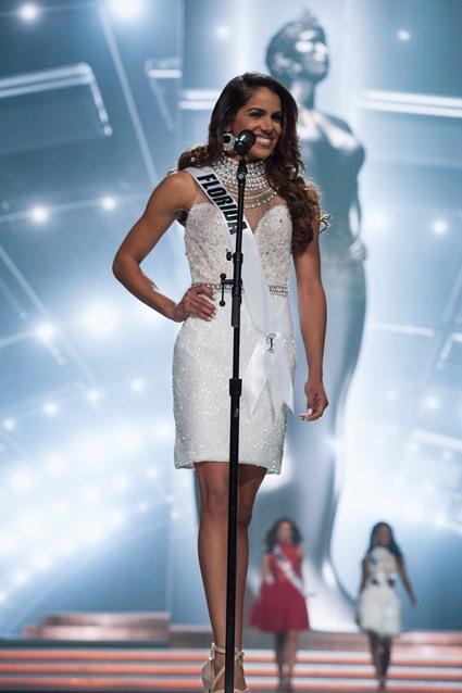 Linette De Los Santos, Miss Florida USA 2017