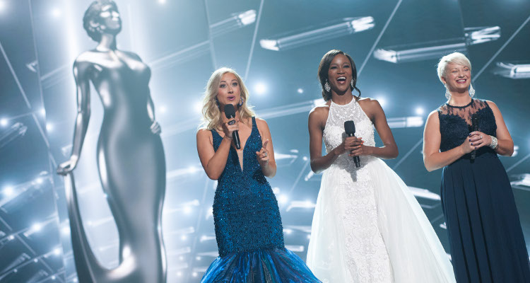 Miss USA pageant kicks off in Las Vegas