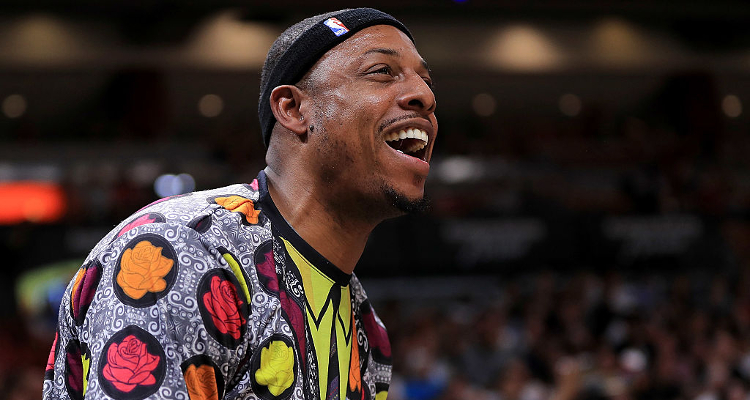 paul pierce tribute - Paul Pierce Halloween