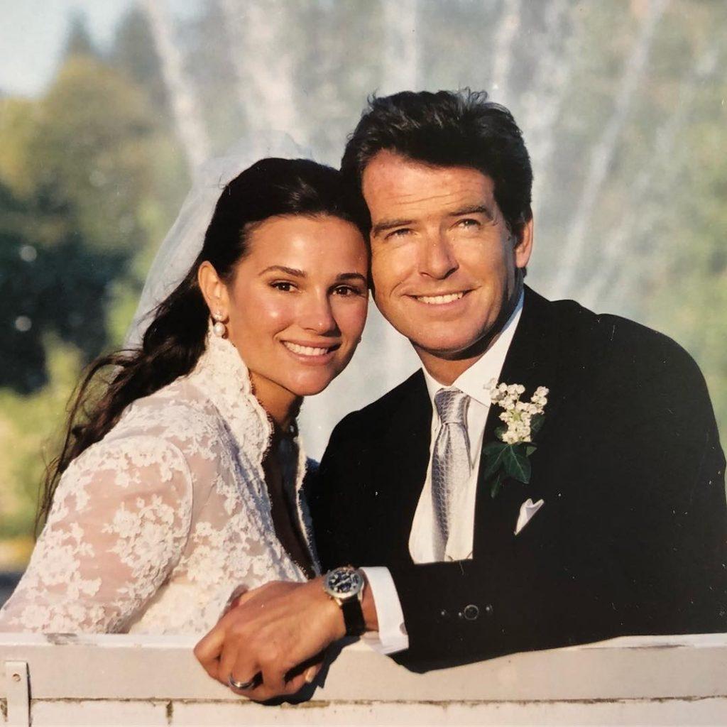 Pierce Brosnan's Wife, Keely Shaye Smith