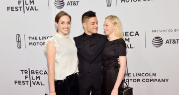 Rami Malek Girlfriend