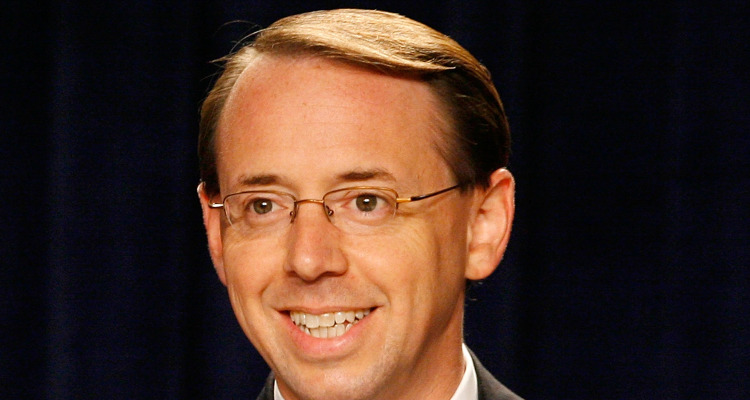 Rod Rosenstein Wiki