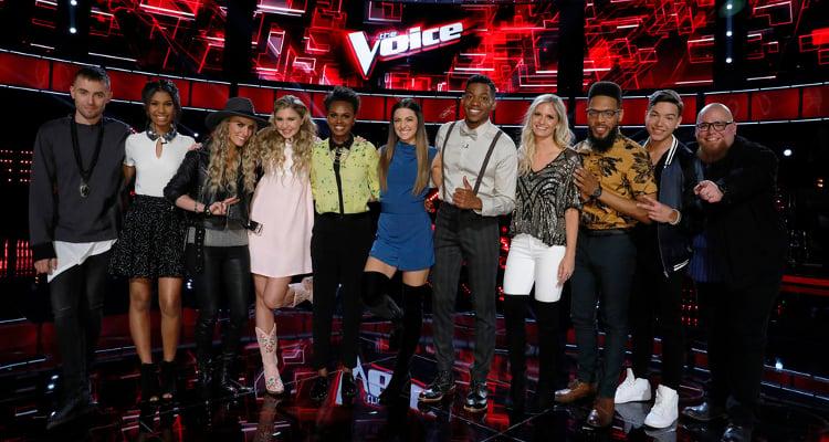 Best The Voice Usa Season 15 Top 12 - Bella Esa