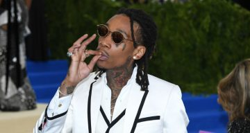 Wiz Khalifa New Girlfriend