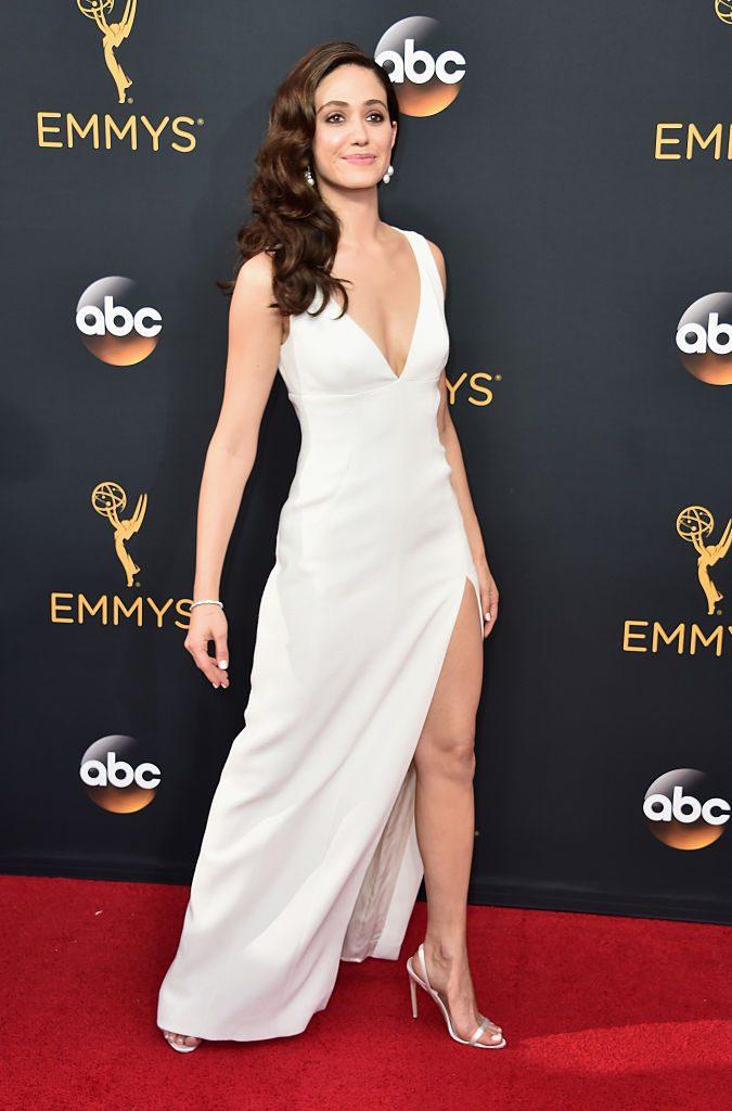 emmy rossum dress pics