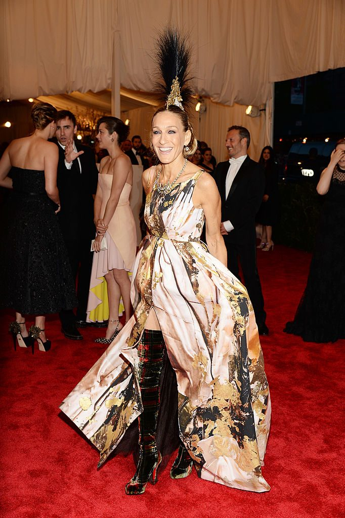 Why Did Sarah Jessica Parker Skip The Met Gala 2017