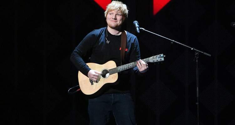 Ed Sheeran Fiancee