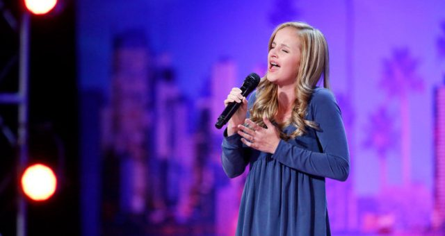 Evie Clair America Got Talent
