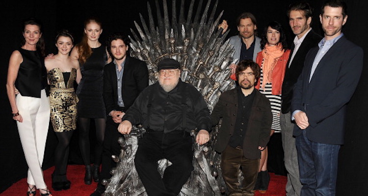 """Game Of Thrones"" Cast"