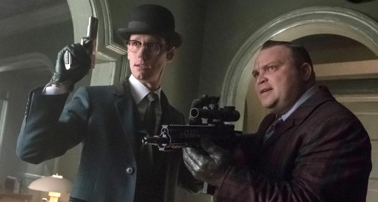 Gotham Season Finale