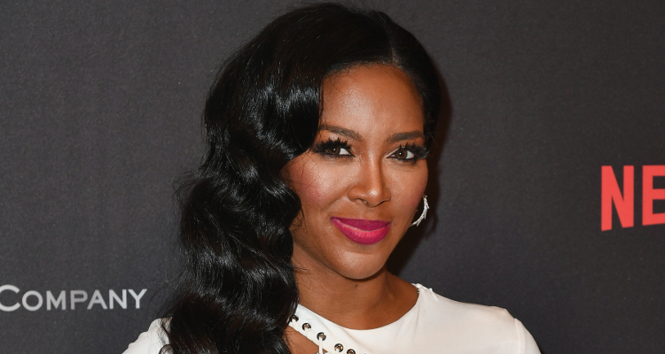 Kenya Moore Husband