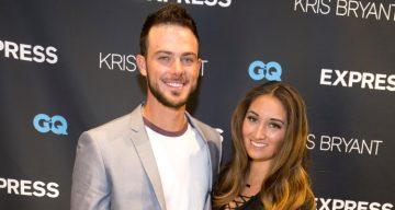 Kris Bryant & Jessica Delp