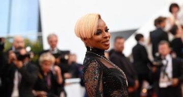 Mary J Blige BET Awards