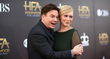 Mike Myers Wife
